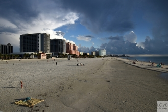 Plaża w Clearwater