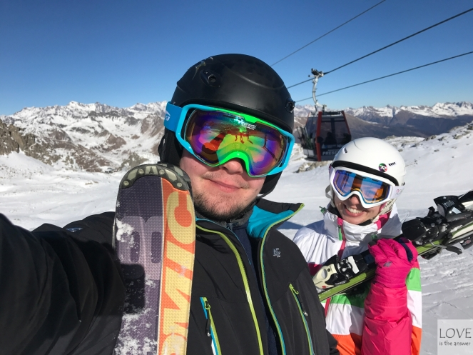 radość w Val di Sole