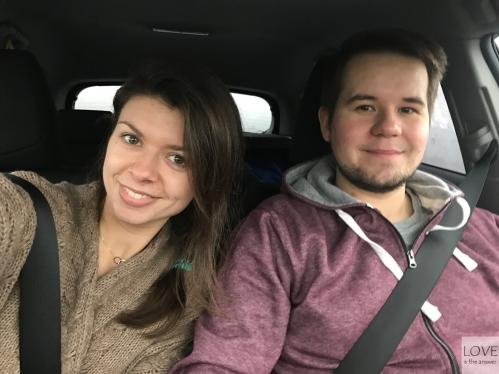 W drodze do Norymbergi :)