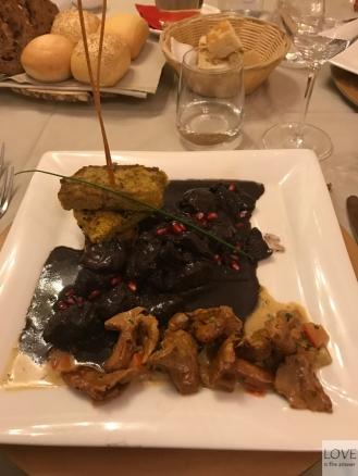 Zannolini - gulasz z jelenia