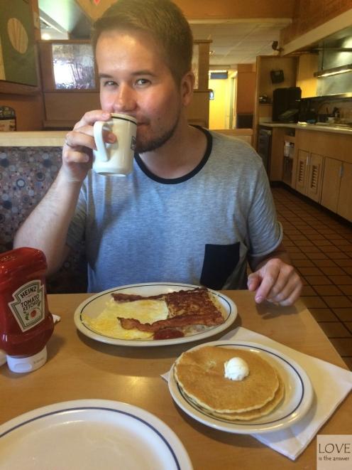 Śniadanie w IHOP