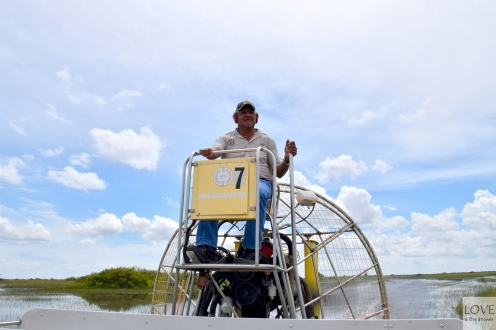 Wycieczka łodzią po mokradłach Everglades