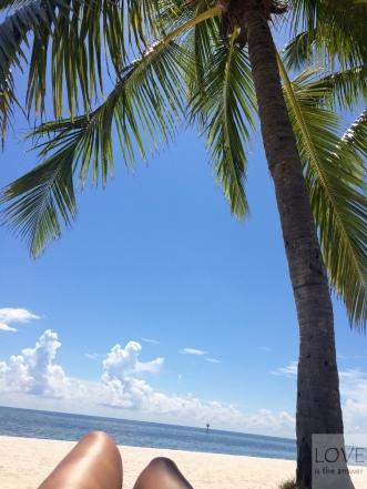 plaża nieopodal Key West