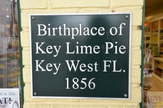 miejsce narodzin Key Lime Pie
