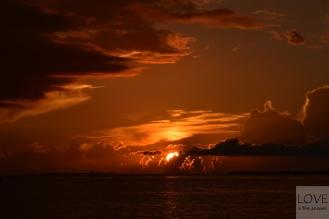 zachód na Key West