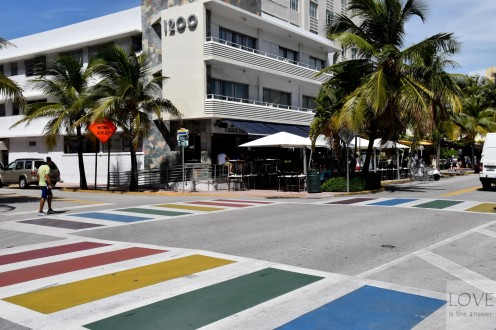 w Miami też kolorowo ;)