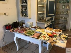 śniadanie w Ekopark Lipowa Dolina