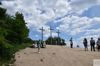 Góra Trzech Krzyży- Kazimierz Dolny