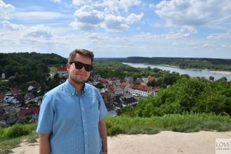 Sebastian w Kazimierzu Dolnym