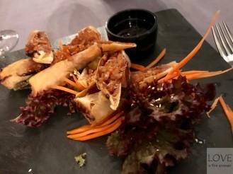 spring rolls - restauracja Lalo