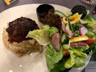 wyśmienity stek- restauracja Lalo