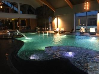 baseny w Hotelu Marina Club
