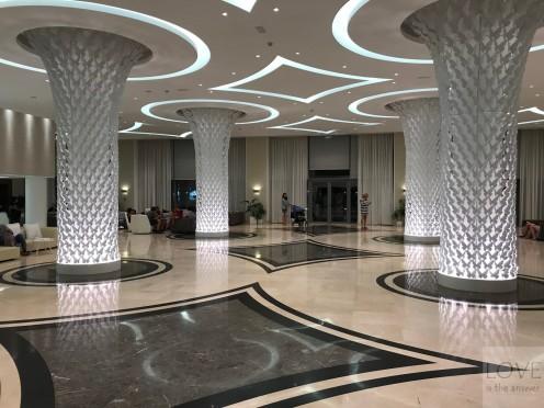 lobby Hotel Princess Andriana