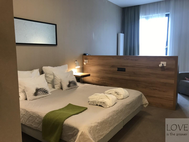 Pokój standard hotel Bonifacio