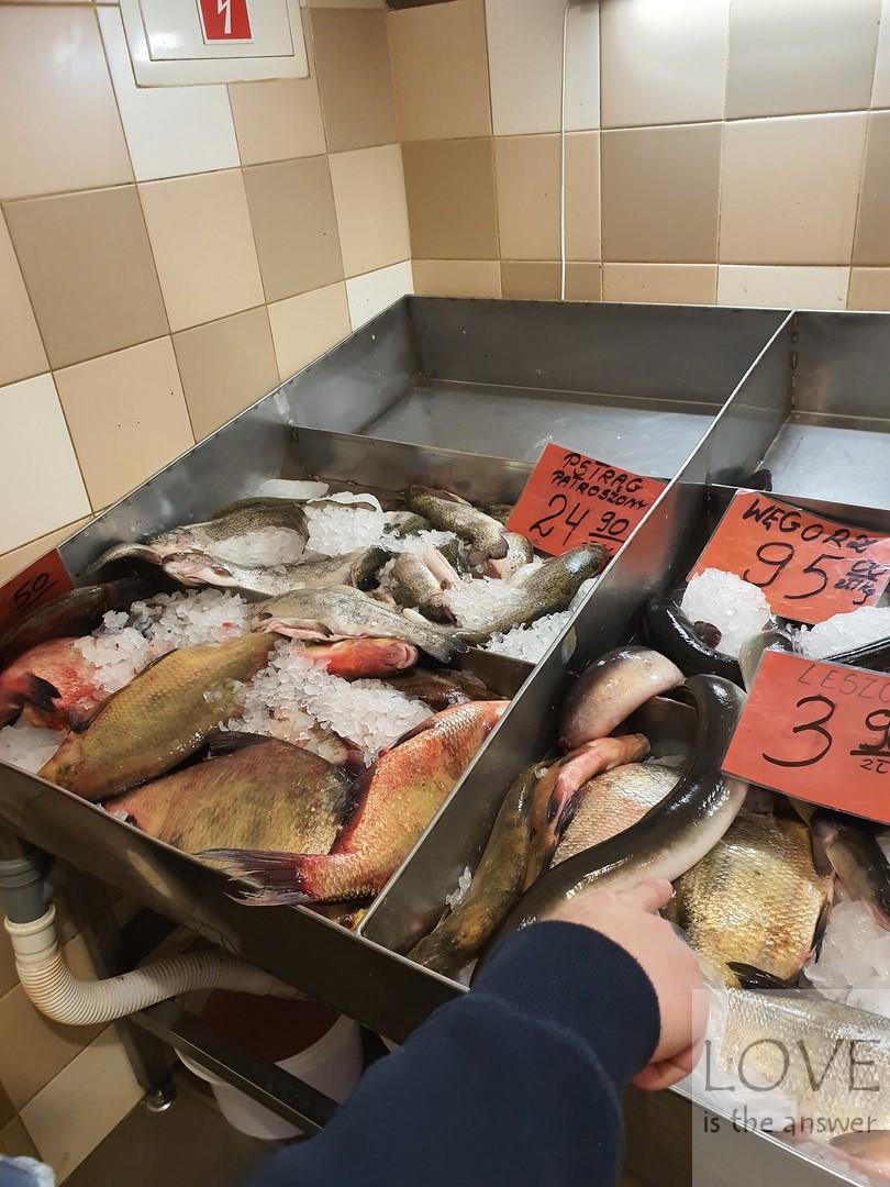 Smażalnia Ryb w Szczytnie