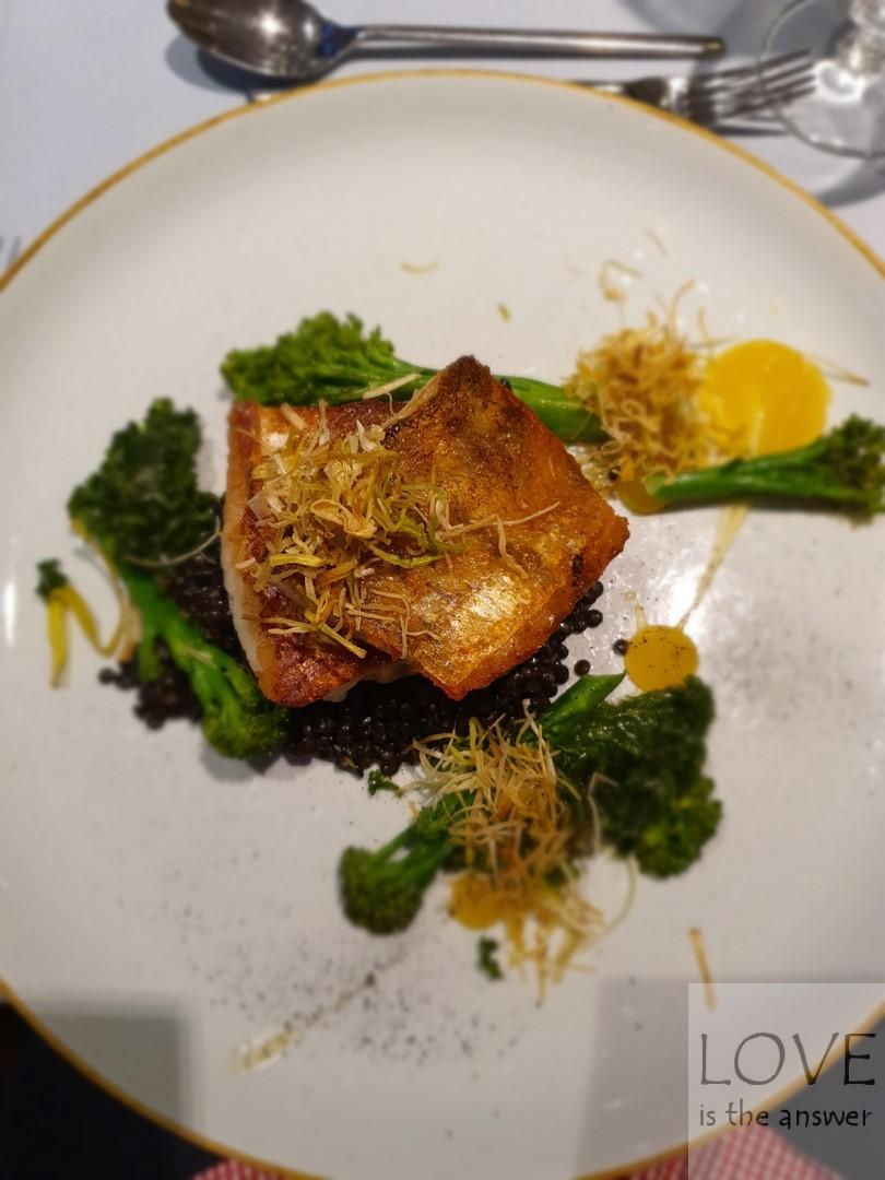 Smażona ryba Natura Mazur